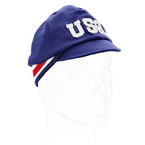 Team USA Vintage Cycling Cap