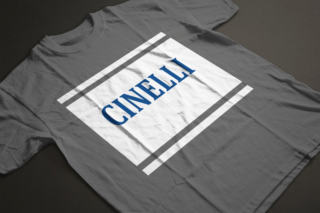 CINELLI CLASSIC T-SHIRT - MOLTENI CYCLING