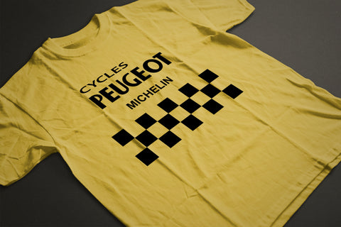 CYCLES PEUGEOT CLASSIC T-SHIRT - MOLTENI CYCLING