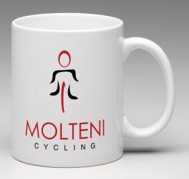 Coffee + Lactic Acid = Cyclopath Cycling Coffee Mug! - MOLTENI CYCLING