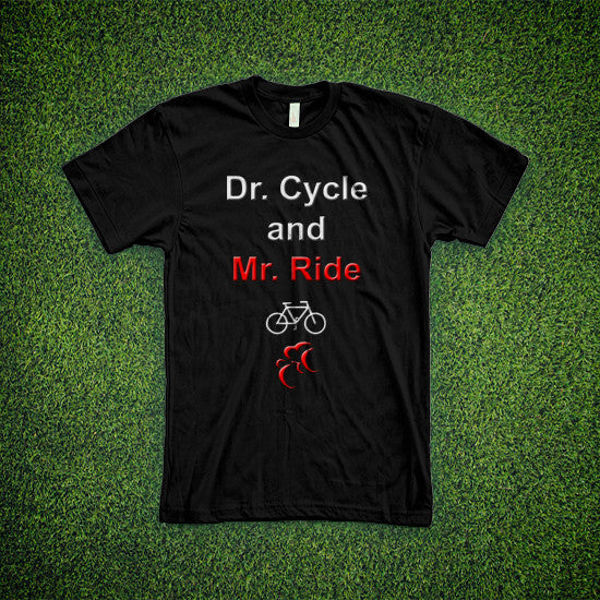 Dr. Cycle and Mr. Ride - MOLTENI CYCLING