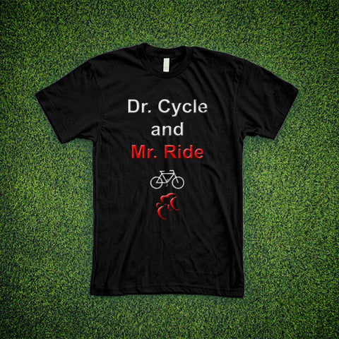 Dr. Cycle and Mr. Ride