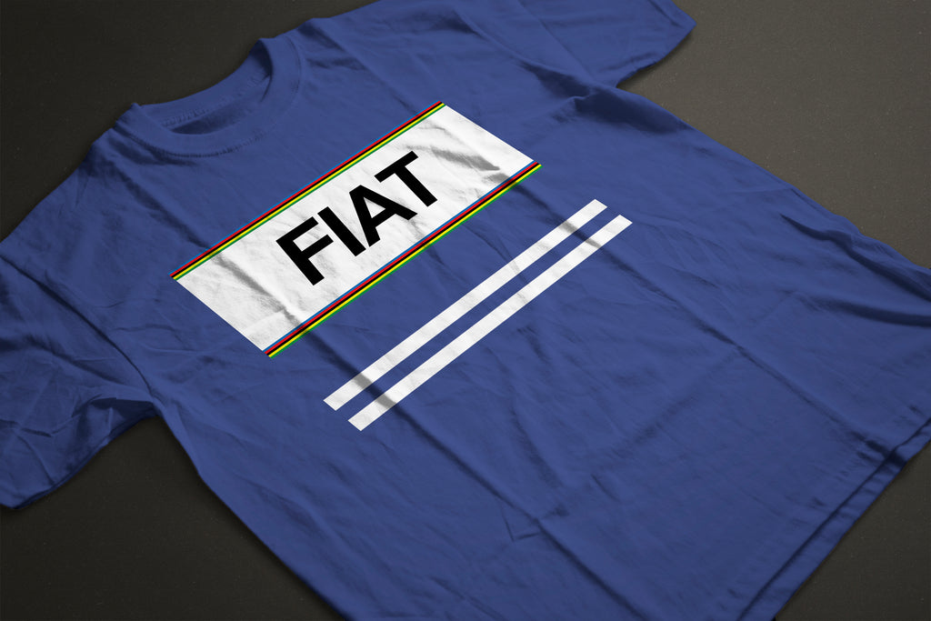 FIAT WORLD CLASSIC T-SHIRT - MOLTENI CYCLING