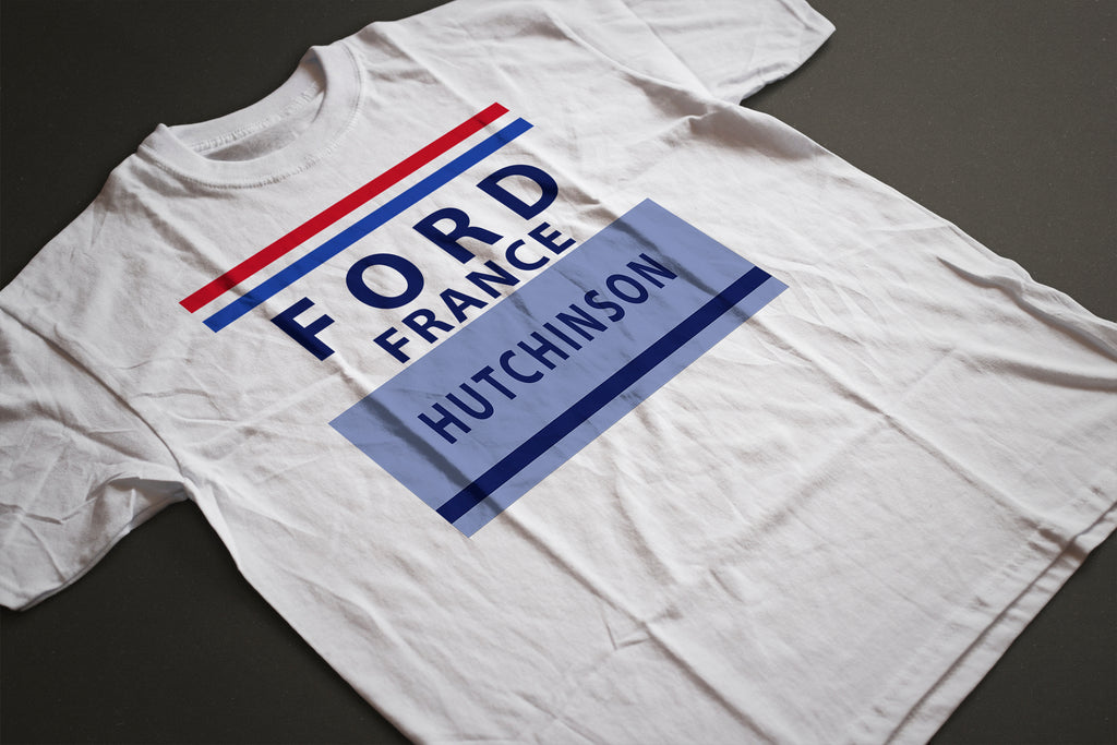 FORD FRANCE CLASSIC T-SHIRT - MOLTENI CYCLING