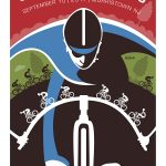 Gran Fondo NJ 2017 Art Print - MOLTENI CYCLING