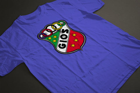 GIOS CLASSIC T-SHIRT - MOLTENI CYCLING
