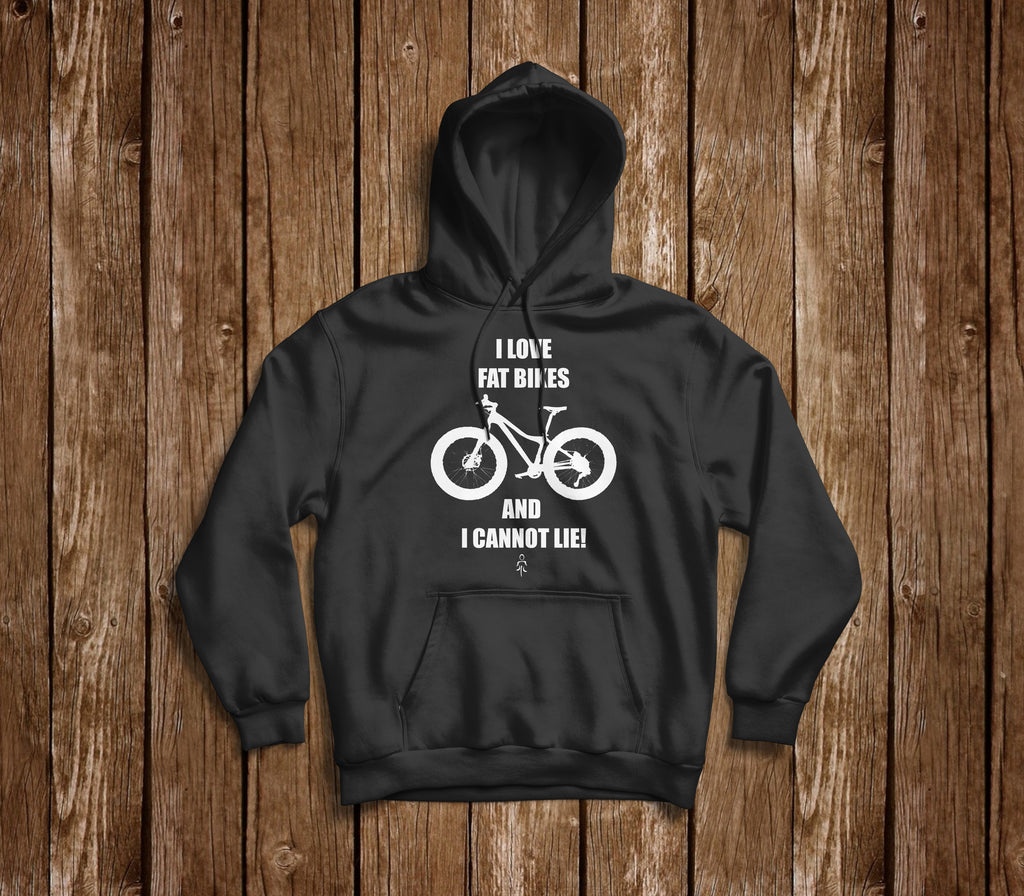 I LOVE FAT BIKES HOODIE - MOLTENI CYCLING
