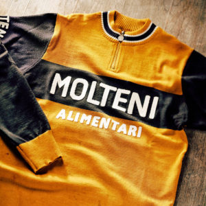 Molteni Team 1974 Vintage Molteni Jersey LONG SLEEVES