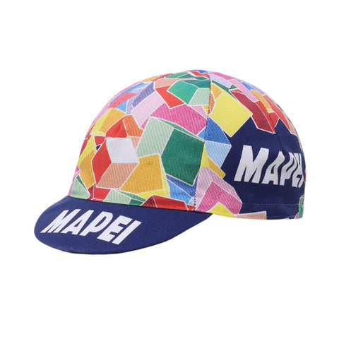 Mapei Vintage Cycling Cap