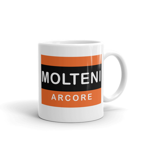 Molteni Arcore Classic Orange Mug! - MOLTENI CYCLING