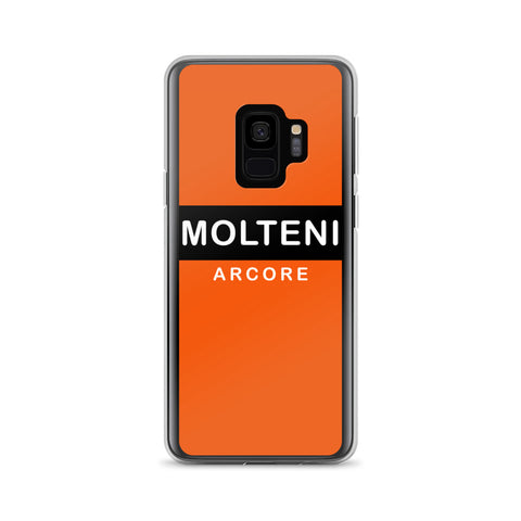 Molteni Arcore Orange iPhone and Samsung Phone Cases - MOLTENI CYCLING