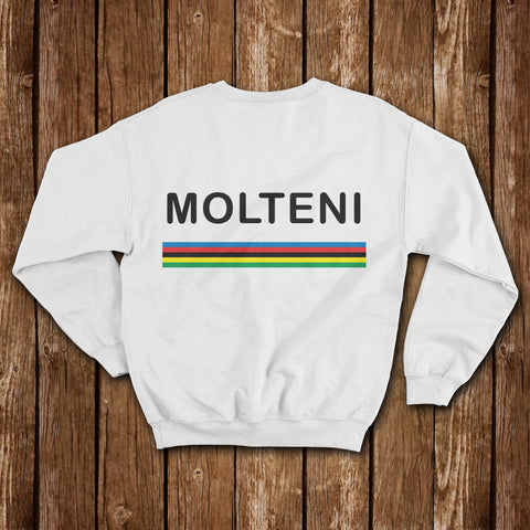 MOLTENI WORLD CHAMPION CLASSIC SWEATSHIRT