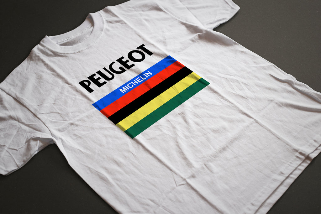PEUGEOT WORLD CHAMP CLASSIC T-SHIRT