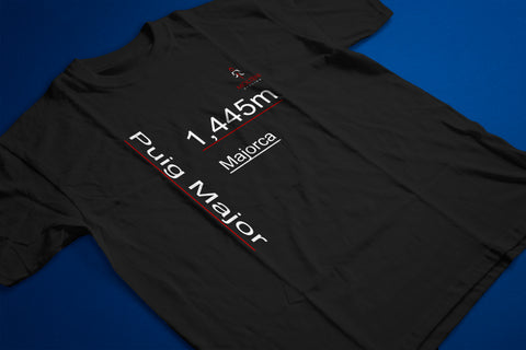 PUIG MAJOR CLIMBING T-SHIRT