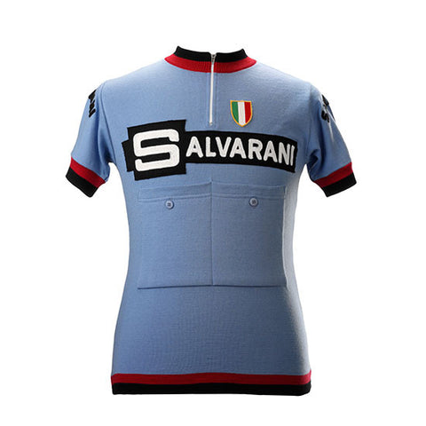 Salvarani Team 1967 Short Short Sleeve Vintage Jersey