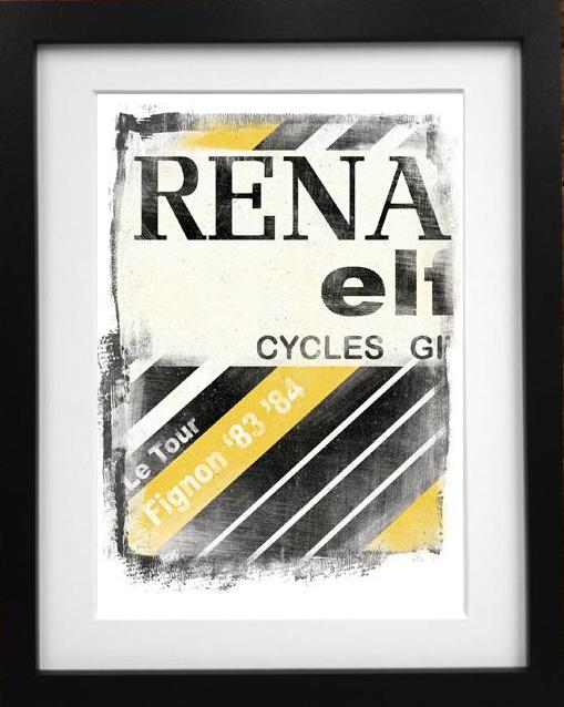Renault Elf Print - MOLTENI CYCLING