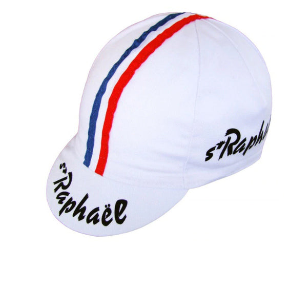 St Raphael Vintage Cycling Cap - MOLTENI CYCLING