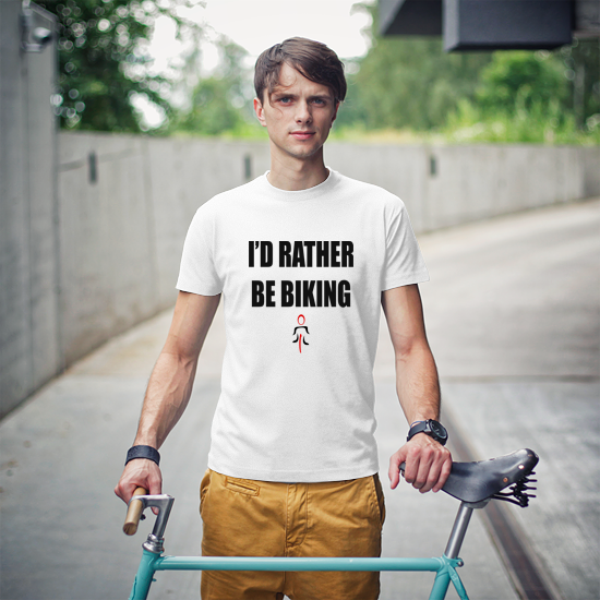 I'd Rather Be Biking - MOLTENI CYCLING