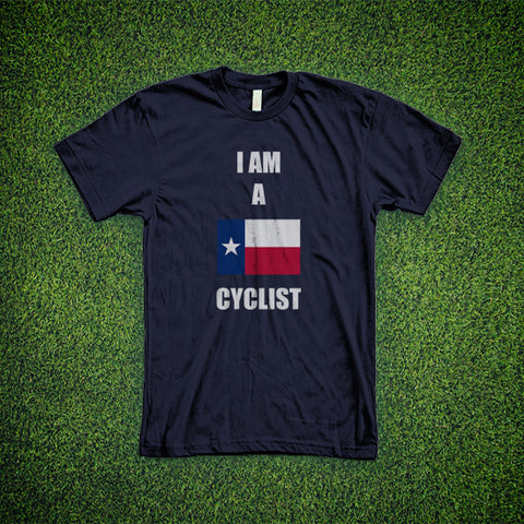 Texan Cyclist T-Shirt