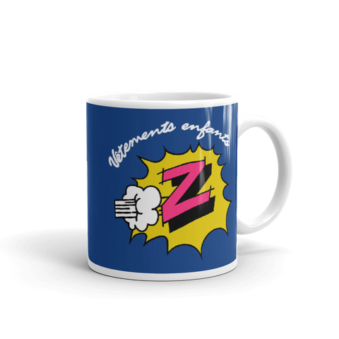 Z-Vetments Classic Mug! - MOLTENI CYCLING