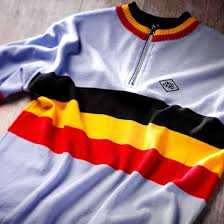 Belgium Team Short Sleeve Vintage Jersey