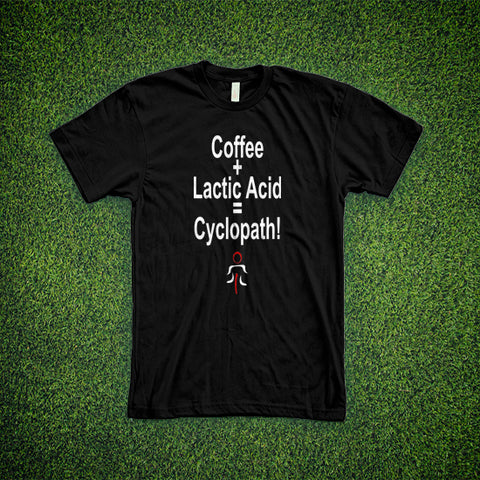 COFFEE + LACTIC ACID = CYCLOPATH