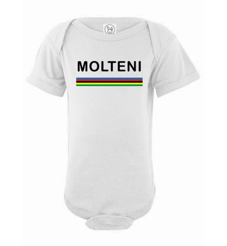 BABY MOLTENI WORLD CHAMP ONESIE