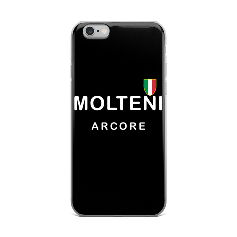 Molteni Arcore Black iPhone and Samsung Phone Cases