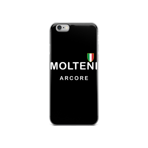 Molteni Arcore Black iPhone and Samsung Phone Cases - MOLTENI CYCLING
