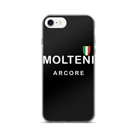 Molteni Arcore Black iPhone Case