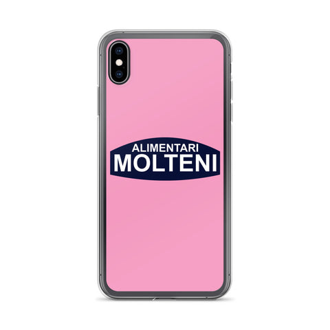 Pink Molteni Alimentari iPhone and Samsung Phone Cases