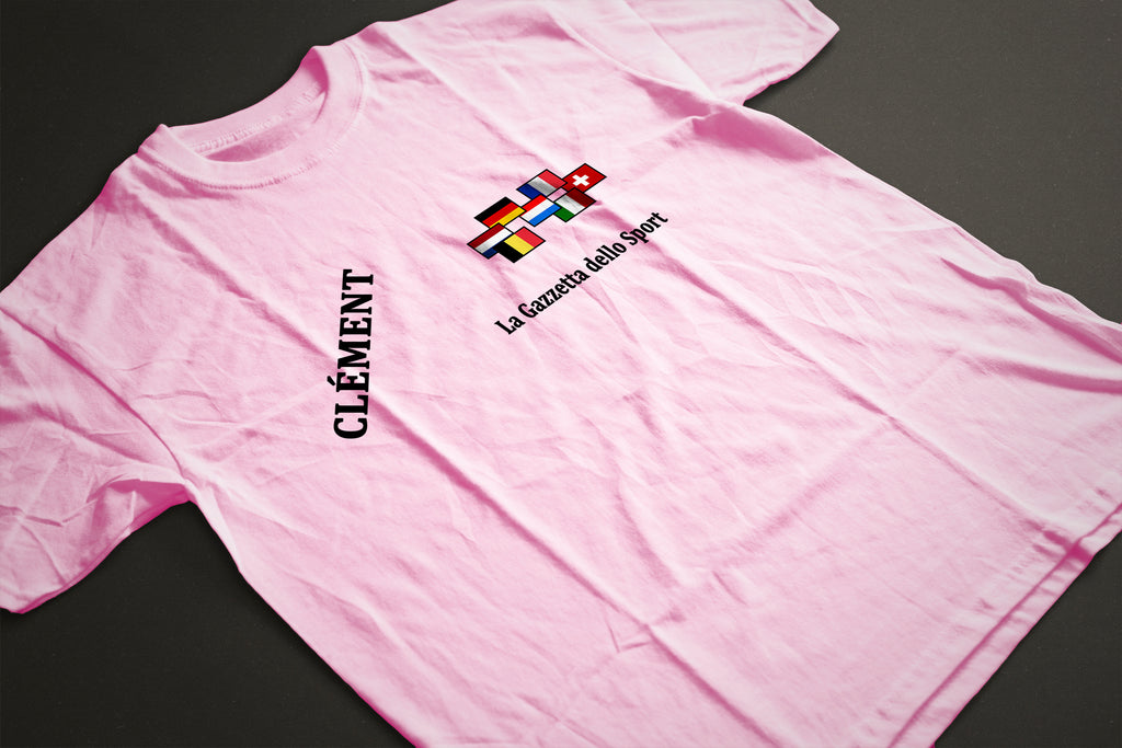 CLEMENT CLASSIC T-SHIRT - MOLTENI CYCLING