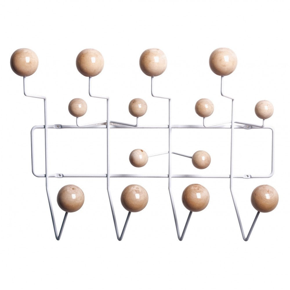 In The Manner Of Eames | Hang It All Wood Sphere Bubble Rack   HEATHERTIQUE  ...