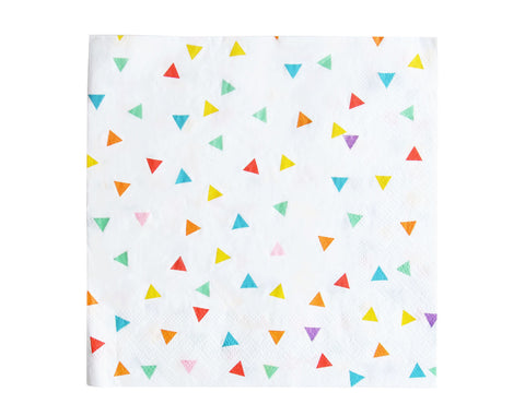 Multi triangle Paper napkins
