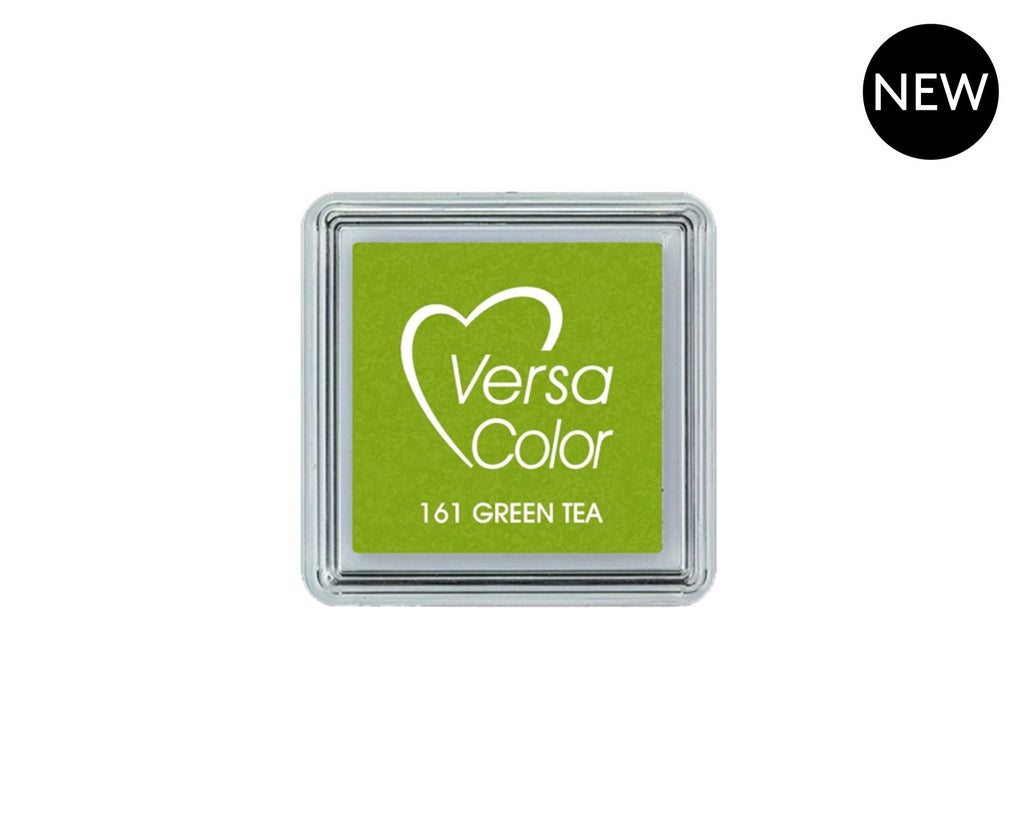 Green tea Ink Pad for Stamps