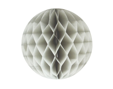Honeycomb ball Grey
