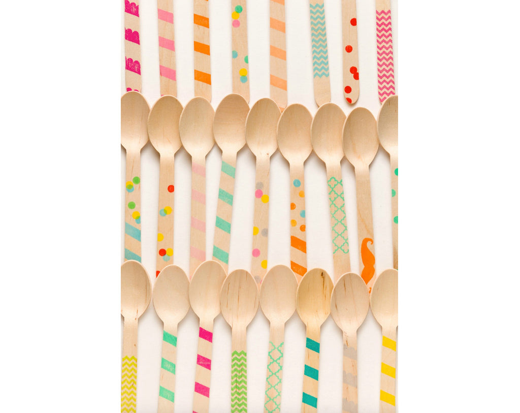 Wooden spoons - Variety
