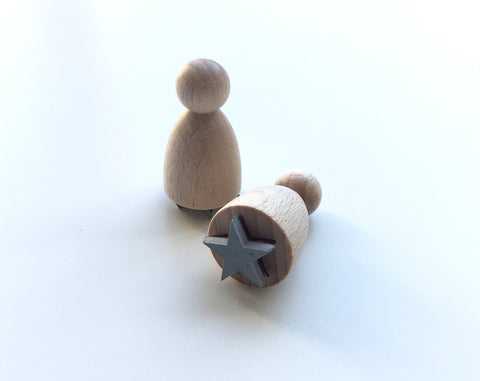 Small Star Stamp