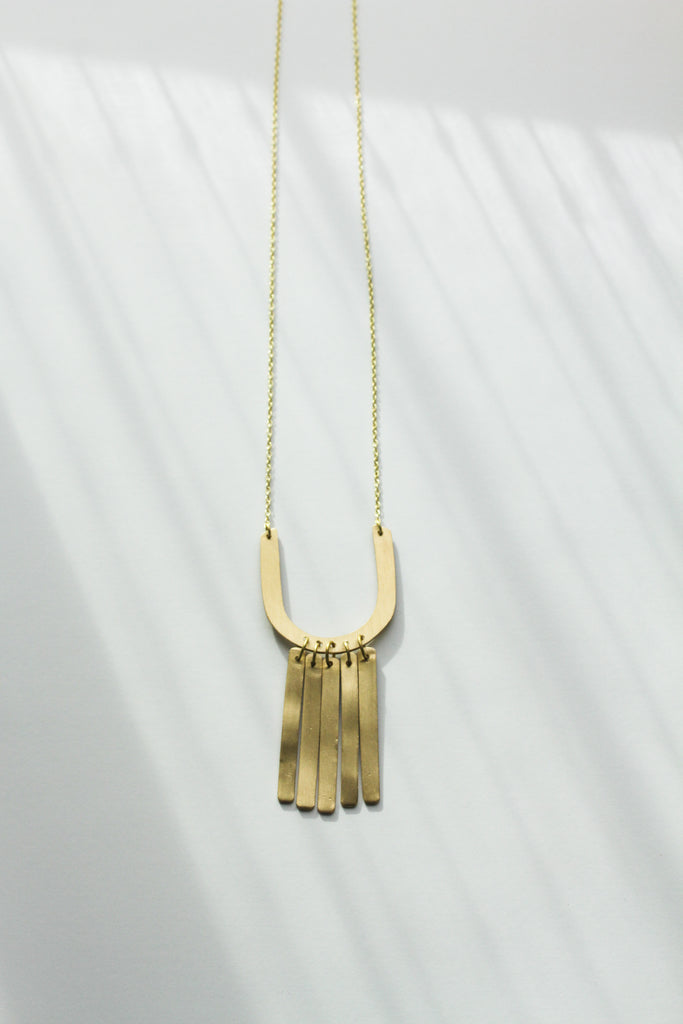 Rover & Kin - U-Bar Necklace