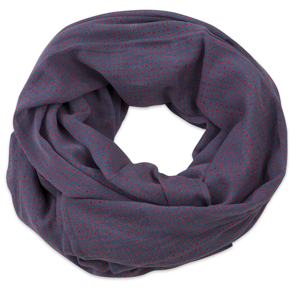 Graymarket Design - Beckett Blue Scarf
