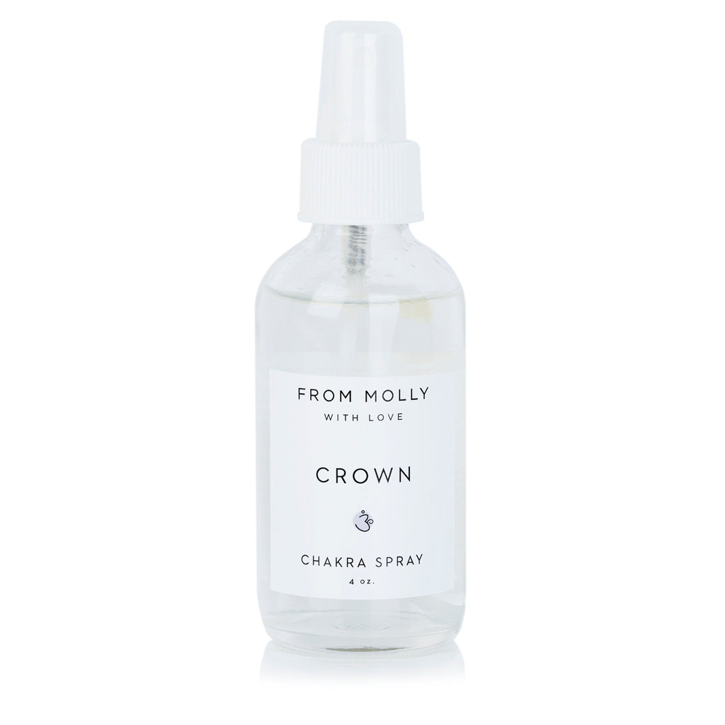 From Molly With Love - Crown Chakra Spray