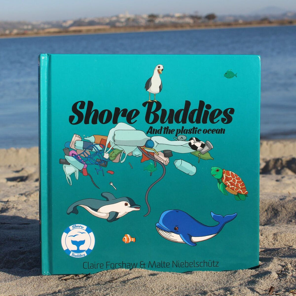 Shore Buddies - Shore Buddies and The Plastic Ocean Book