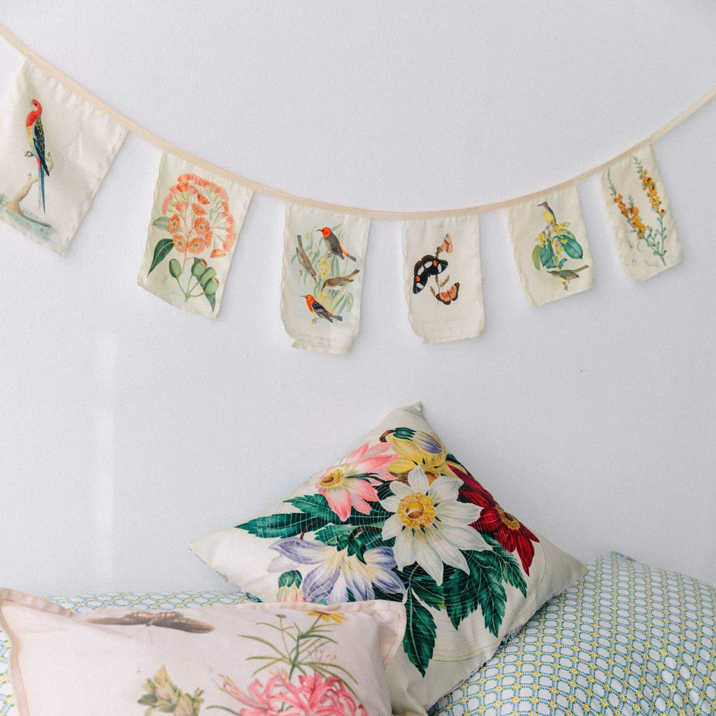 lazybones - Organic Cotton Garland