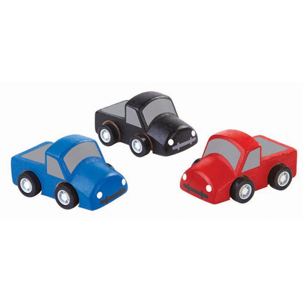 Mini Trucks - Set of 3 - Mimosa Goods