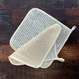 Spinster Sisters Co. - Sisal Washcloth