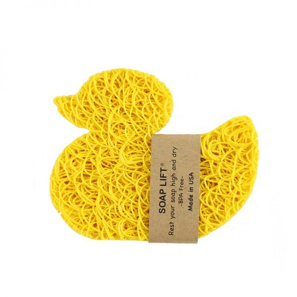 Soap Lift - Yellow Duck