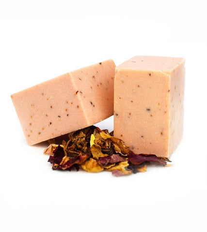 SallyeAnder Inc. - Organic Rose Soap