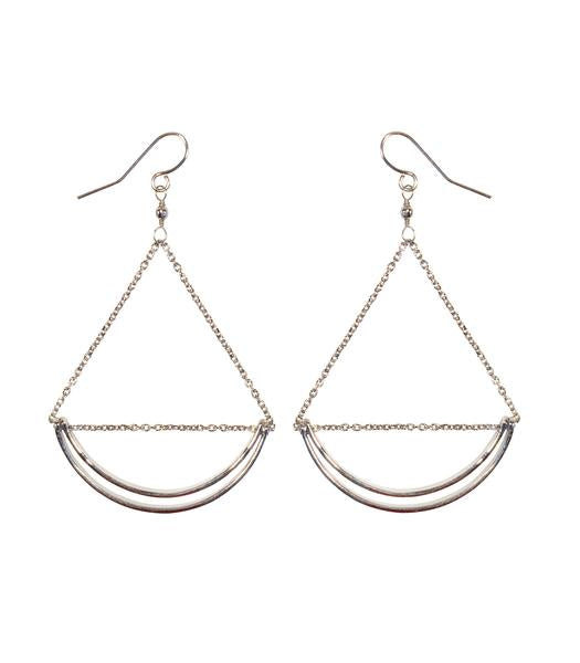 PURPOSE Jewelry - Lunette Earrings