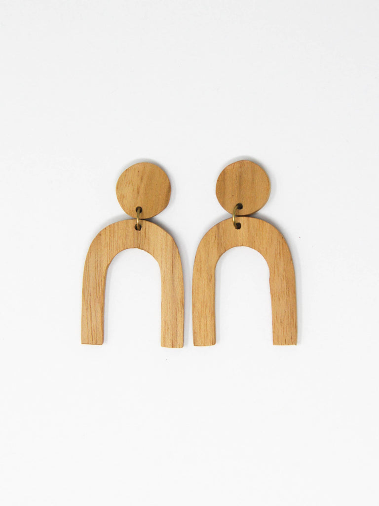 Rover & Kin - Mango Modern Shapes Earrings