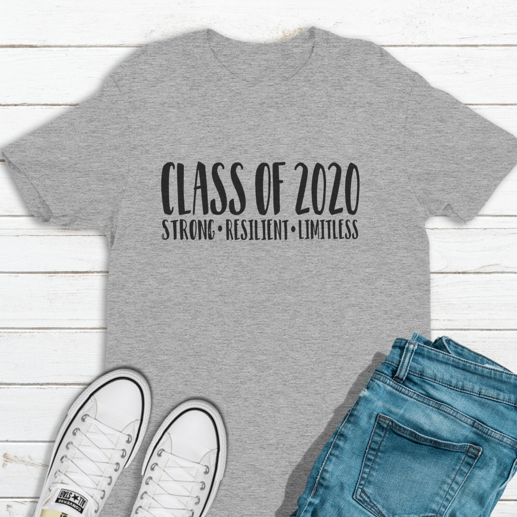 Class of 2020 T-shirt - Gifts for Grads